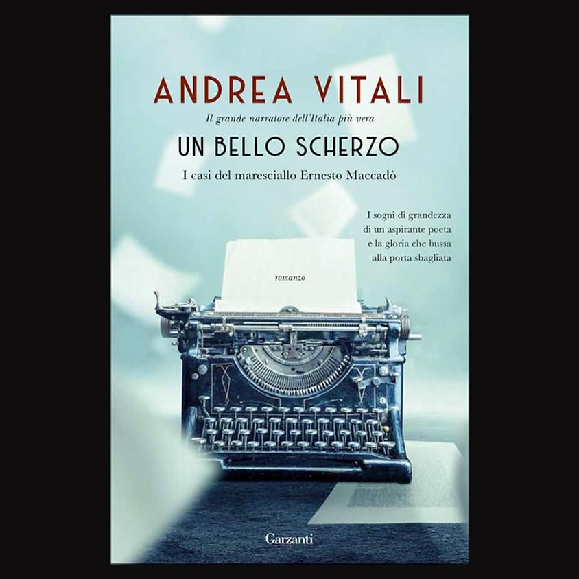 Appuntamento con Andrea Vitali + Ingresso fiera