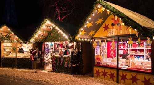 villaggio natalizio monza