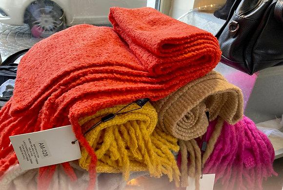 Sciarpe in lana (Le Borse di Patrizia)