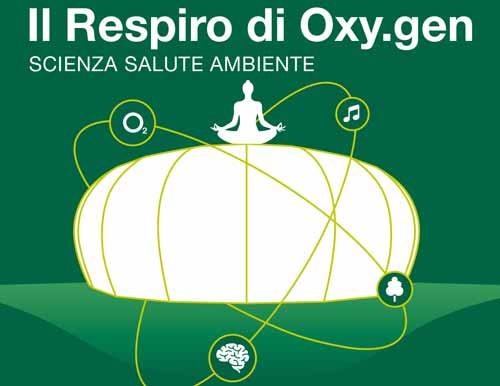 Il Respiro di Oxy.gen: scienza, salute e ambiente Parco Nord Milano