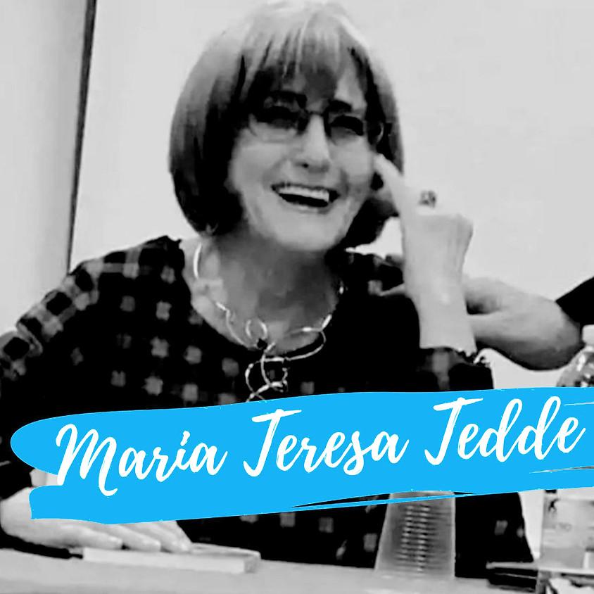 Appuntamento con Maria Teresa Tedde + Ingresso Fiera ore 16