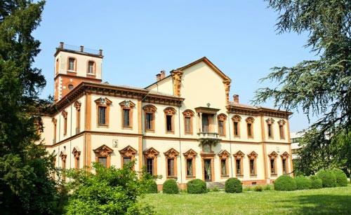 villa ghirlanda cinisello balsamo ville aperte