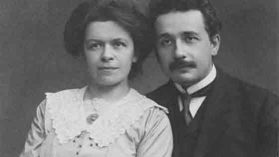 Albert Einstein & Mileva Marić. L'amore è Luce - Sabato 23 novembre a Villa Ghirlanda Cinisello Balsamo