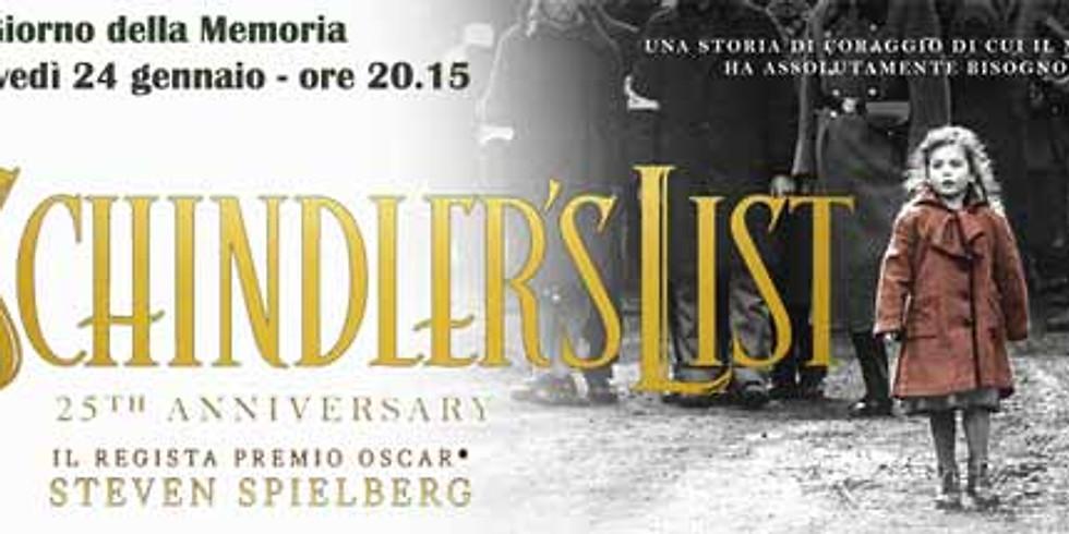 """Cinema Rondinella - """"SCHINDLER'S LIST"""" di Steven Spielberg, Usa, 1993"""