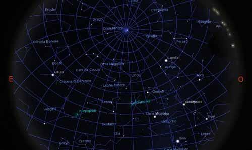 cielo febbraio 2018-gruppo astrofili-cinisello-nordmilanonline