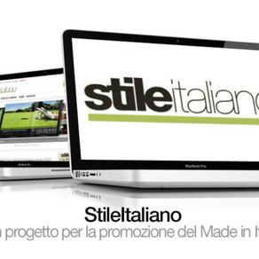 StileItaliano - The Italian Made Magazine