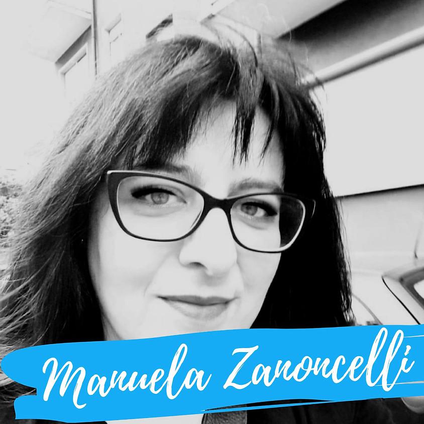 Appuntamento con Manuela F. Zanoncelli + Ingresso Fiera