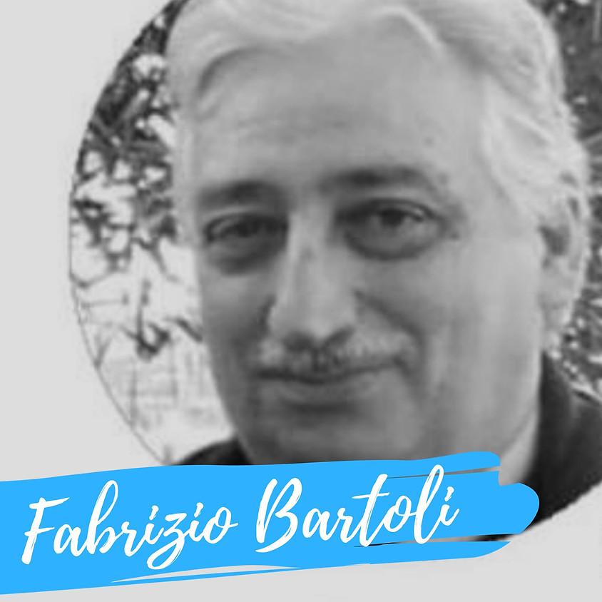 Appuntamento con Fabrizio Bartoli + Ingresso Fiera ore 15