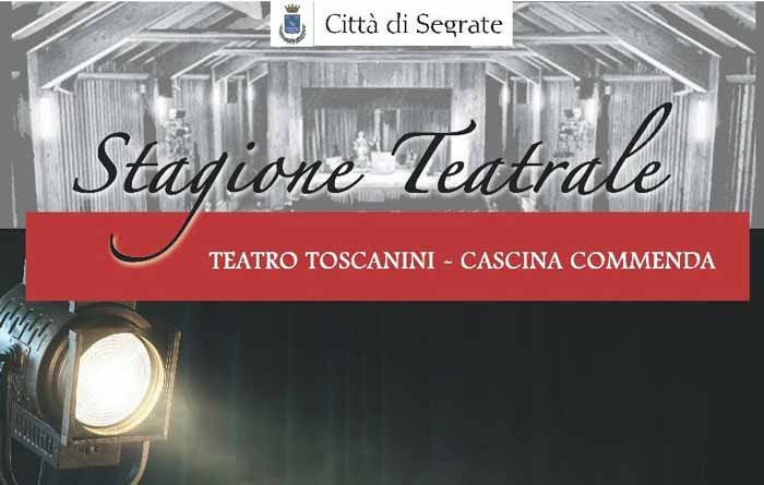Stagione teatrale Cascina Commenda Segrate