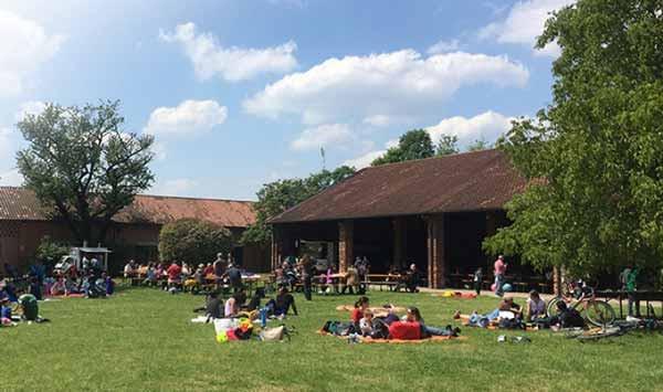 Partono anche i centri estivi al Parco Nord Milano