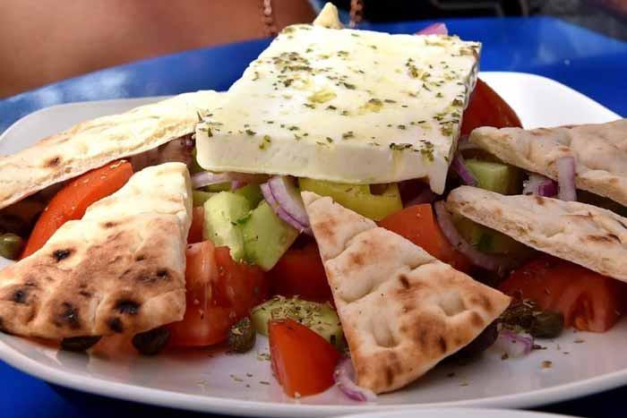 Festa greca Cinisello Balsamo street food