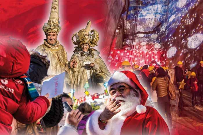La Grotta di Babbo Natale compie dieci anni - Ornavasso