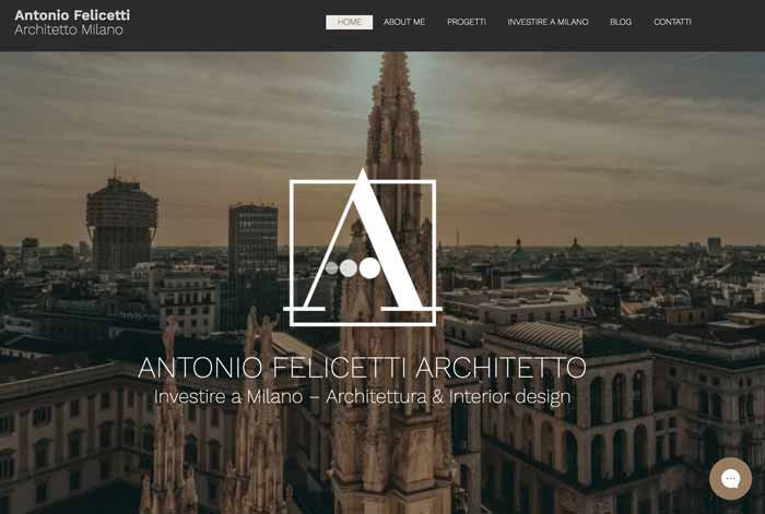 Antonio Felicetti Architetto