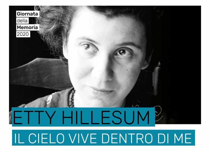 Etty Hillesum in mostra a Villa Ghirlanda Silva - dall'8 al 16 febbraio 2020