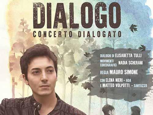 dialogo spettacolo teatrale Teatro Vittoria