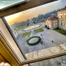 Dalla finestra - Villa Reale Monza