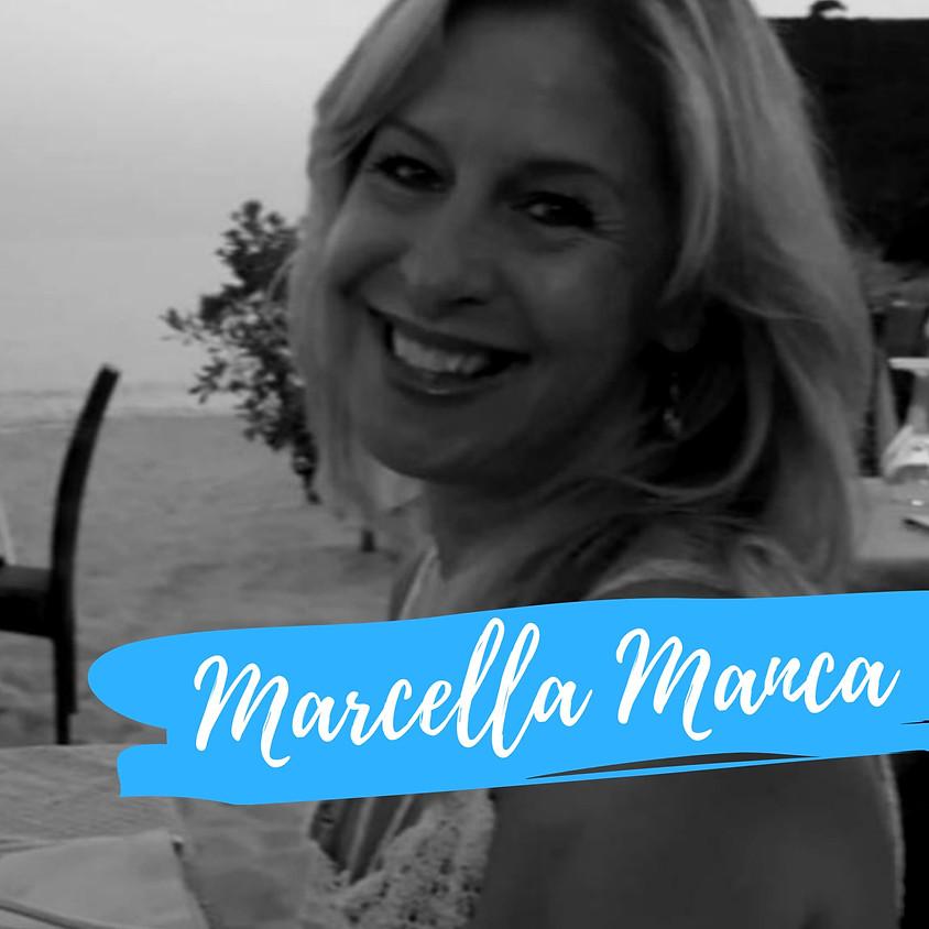Appuntamento con Marcella Manca + Ingresso Fiera ore 11