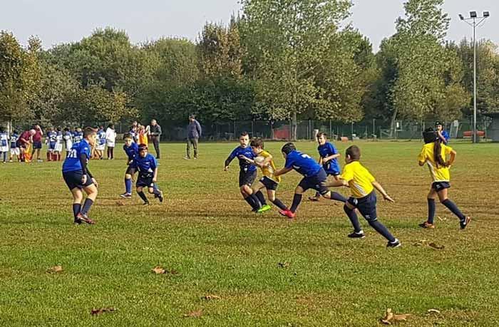 Centro Rugby Nord Milano – Lupi Metropolitani Cinisello Balsamo