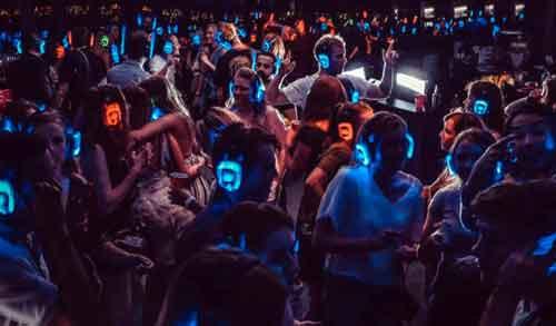 silent party cusano milanino-nordmilanonline