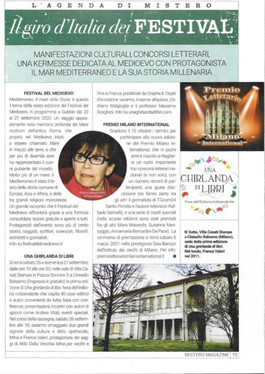 Mistero Magazine - settembre 2020