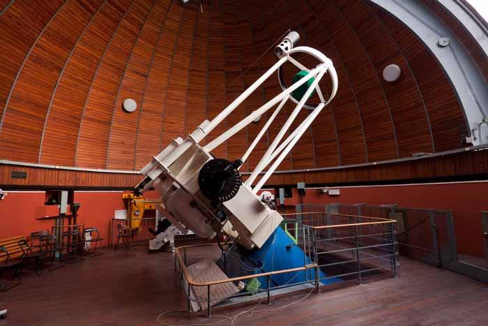 Storia dell'osservatorio di Brera-Merate