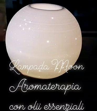 Lampade per aromaterapia Moon e Sun (Il Girasole Erboristeria)
