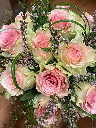 Bouquet Romantico di Rose top gear  (La Casa del Fiore)