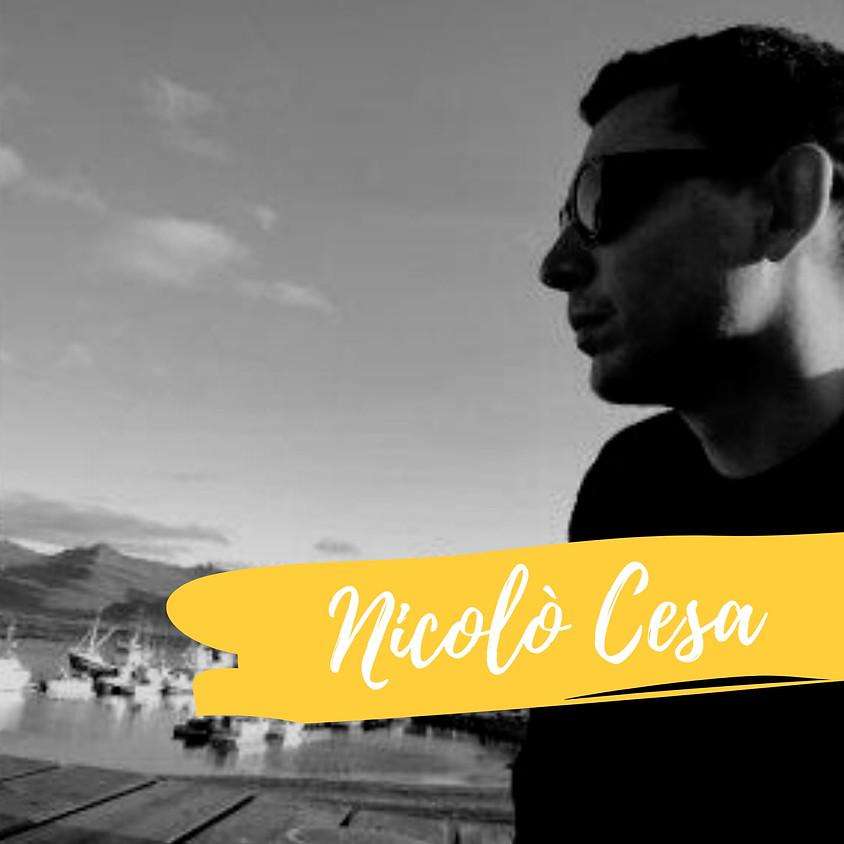 Appuntamento con Nicolò Cesa + Ingresso Fiera ore 17