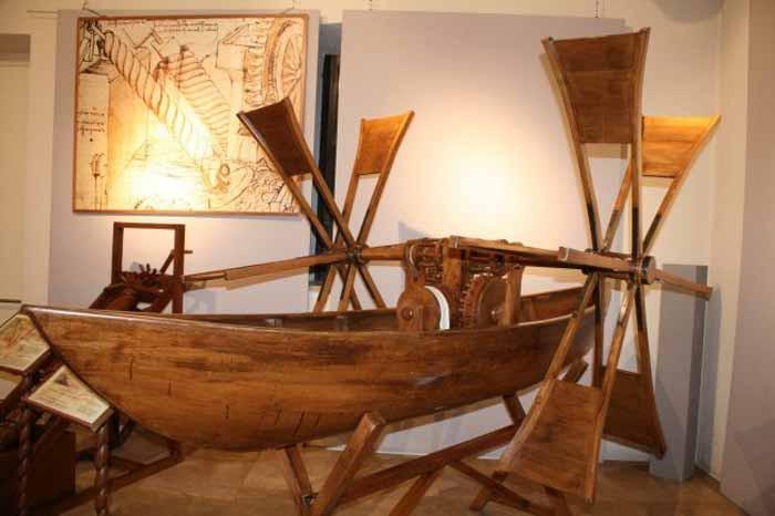 Le Macchine Leonardesche in esposizione anche a Cologno Monzese