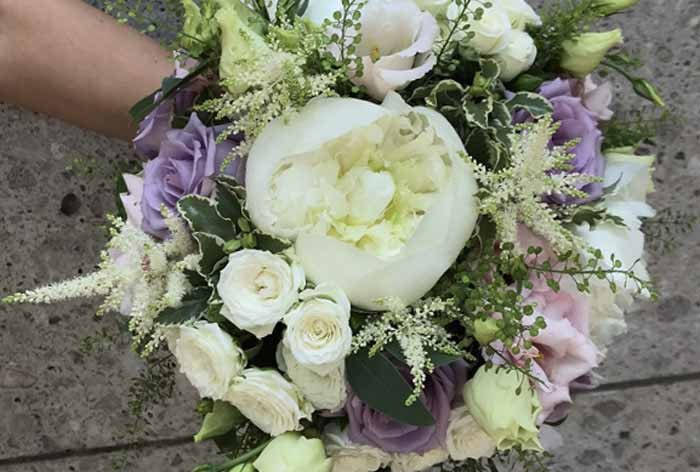 bouquet sposa Flora Folies Sesto San Giovanni