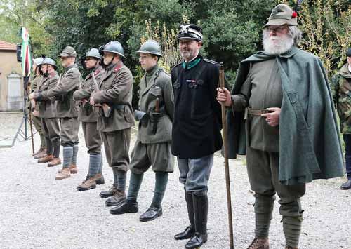 4 novembre festa delle forze armate e centenario della fine della Grande Guerra