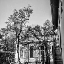 Villa Ghirlanda di lato