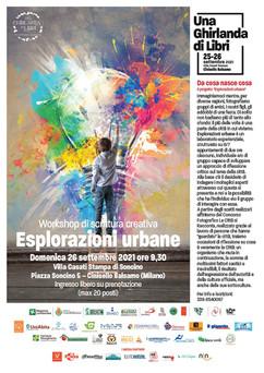 """Workshop  """"Esplorazioni urbane"""""""
