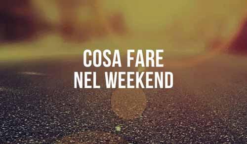 cosa fare nel weekend nord milano