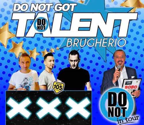 Do Not Talent Brugherio
