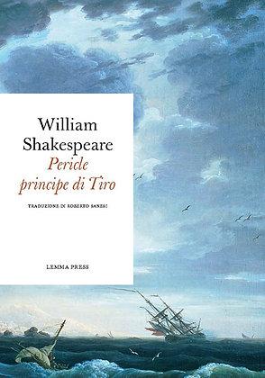 Pericle principe di Tiro (Lemma Press)