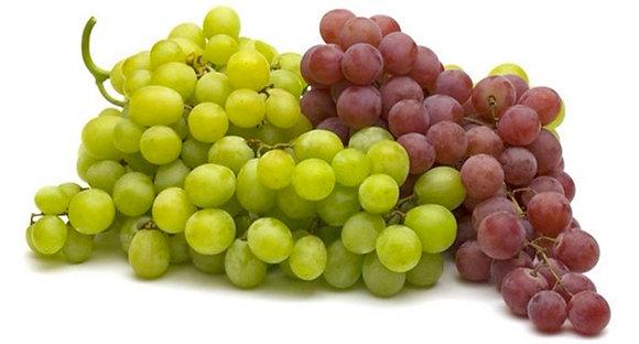 Uva pugliese bianca e nera (Il Melograno Frutta e Verdura)