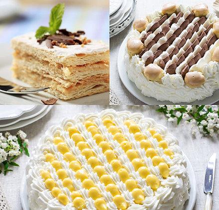 Torte pasticceria fresca (Pasticceria Domenica)