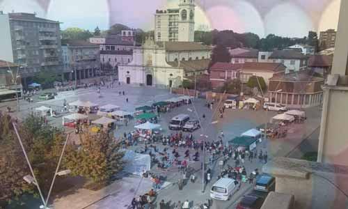 VoCi Volontariato Cinisello Balsamo Piazza Gramsci Cinisellonline