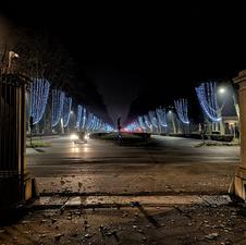 Luminarie - Villa Reale Monza