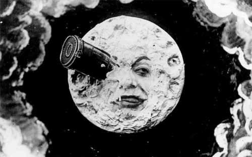 """Viaggio nella Luna - Rassegna """"Non voglio mica la Luna"""" Museo Interattivo del Cinema di Milano"""