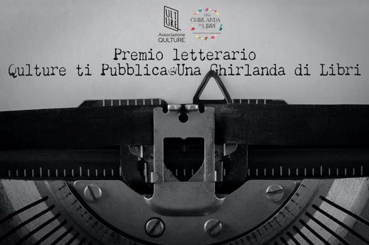 Al via la nuova edizione del premio letterario Qulture ti Pubblica@Una Ghirlanda di Libri