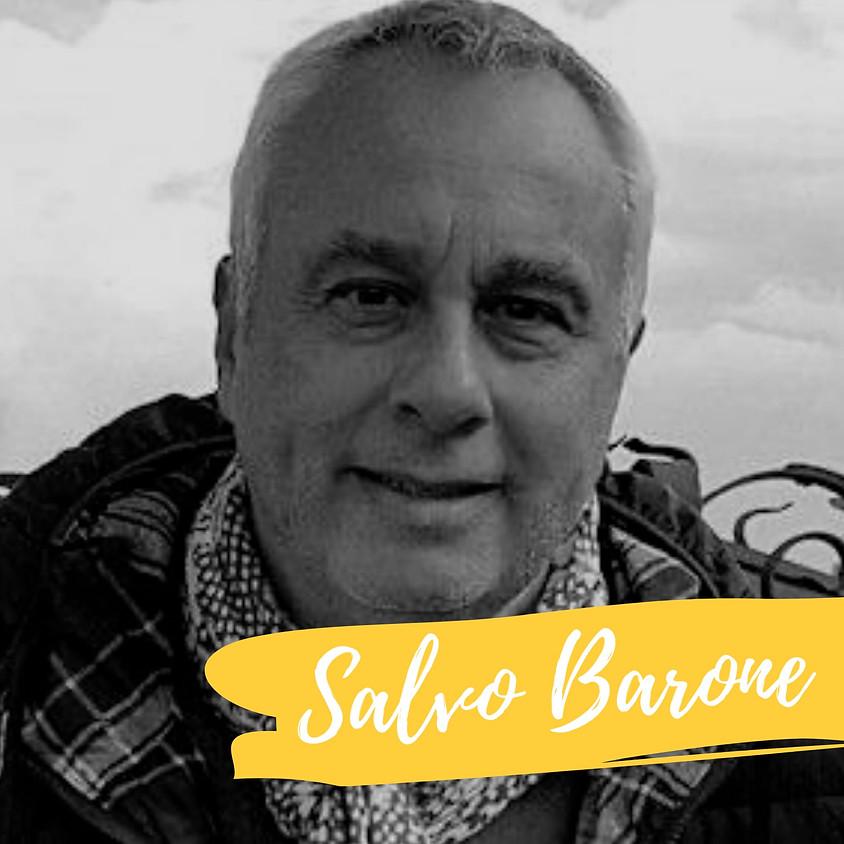 Appuntamento con Salvo Barone + Ingresso Fiera ore 12