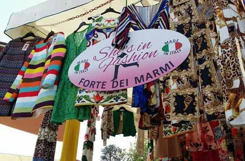 Ambulanti di Forte dei Marmi Segrate Nord Milano