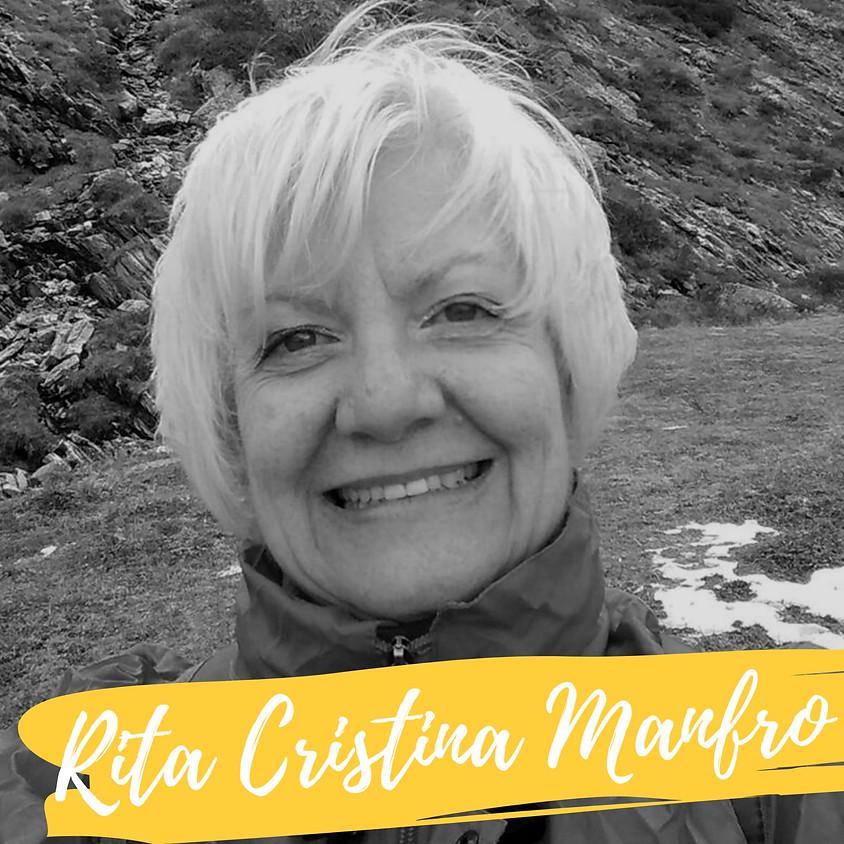 Appuntamento con Rita Cristina Manfro + Ingresso Fiera ore 18