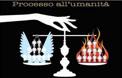Processo all'umanità Segrate