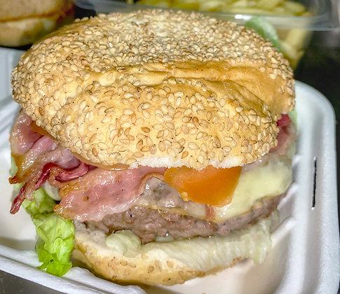 Fassona Hamburger (C-Piace)