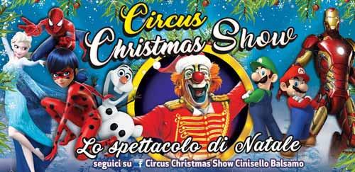 Circus Christmas Show Cinisello Balsamo