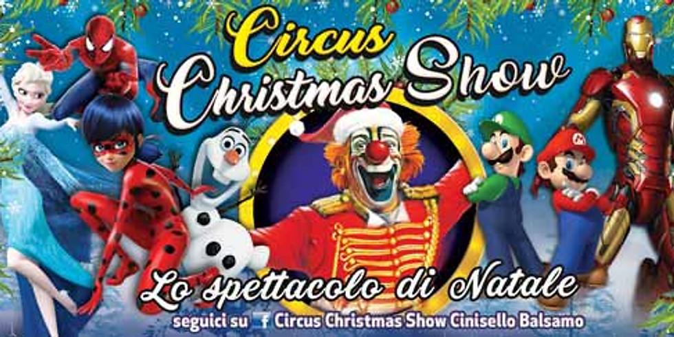 Cinisello Balsamo - Circus Christmas Show
