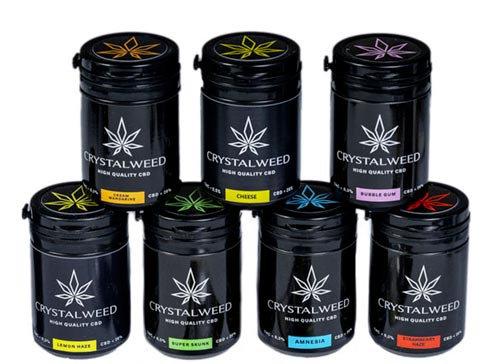 Infiorescenze Crystal Weed 1g (HemPandA Store)